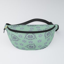 Dank Eye 06 Fanny Pack