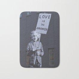 Love is the Answer Bath Mat