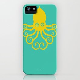The Kraken Encounter iPhone Case