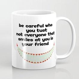 funny quote friend or foe Coffee Mug