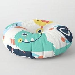 Saturday Floor Pillow