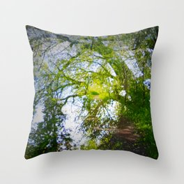 Forest Lore 2 Throw Pillow