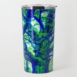 Underwater Wood 4 Travel Mug