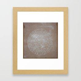 Leftovers: Cupcake I Framed Art Print