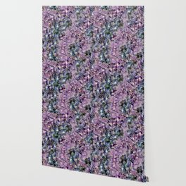 Hydrangea Petal Cascade Wallpaper
