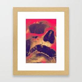 Body Chemical Framed Art Print