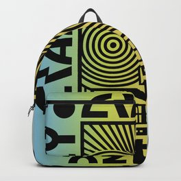 Insane Crazy Backpack
