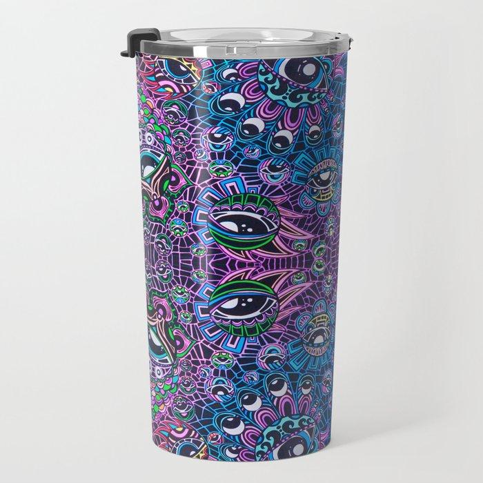 soul eyes Travel Mug