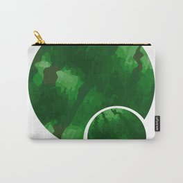 Double Watermelon Tet Holiday Vietnam Lunar New Year Carry-All Pouch