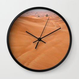Arabian Desert Safari Wall Clock