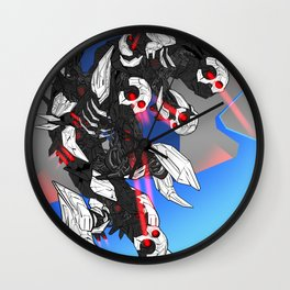 ULTRACRASH 3 Wall Clock