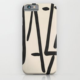 Jazz by Henri Matisse iPhone Case
