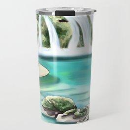 Forest Date Travel Mug