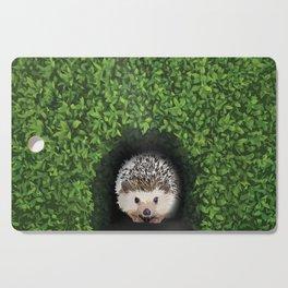 Little Hedgehog in the Hedge Cutting Board