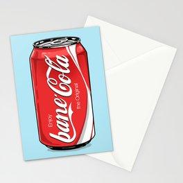 Bane Cola Stationery Cards
