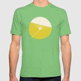 Retro Mod Flowers #3 by Friztin T-shirt
