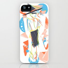 Business Witch iPhone Case
