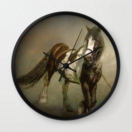 The Gypsy cob Wall Clock