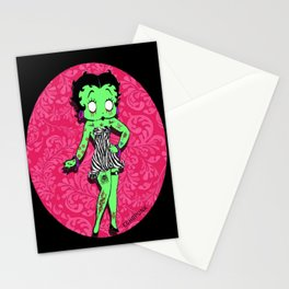 Tattooed Betty Boop Stationery Cards