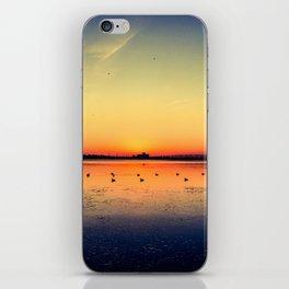 Shipyard Rise iPhone Skin