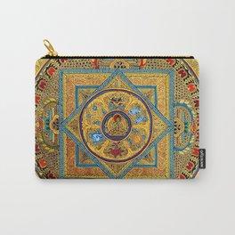 Buddhist Hindu Mandala 23 Carry-All Pouch