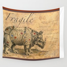 Fragile Wall Tapestry