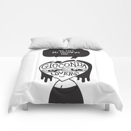 Gioconda Lovers Comforters