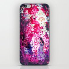 dark roses iPhone & iPod Skin