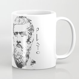 Plato quote Coffee Mug