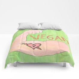 Vegan Strong Comforters