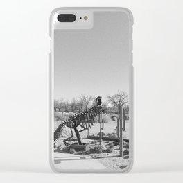 RAWR / Cartago, California Clear iPhone Case