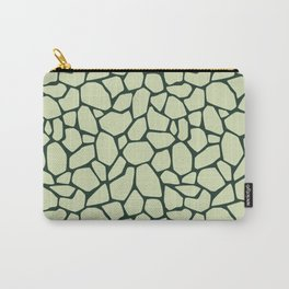 Stone floor mosaic Carry-All Pouch