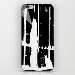 Midnight Call iPhone Skin