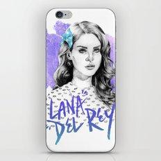 LDR 2014 iPhone & iPod Skin