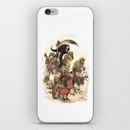 Four Horsemen iPhone Skin