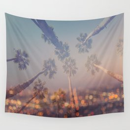 Postcard from L.A. Wall Tapestry