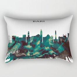 Bari Skyline Rectangular Pillow