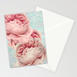 Rose water Stationery Cards