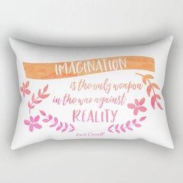 Imagination Rectangular Pillow
