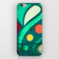 planets iPhone & iPod Skins featuring Planets by VessDSign
