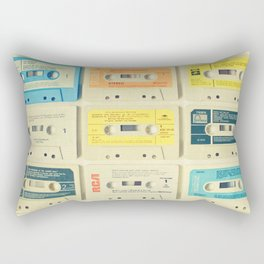 All Tomorrow's Parties Rectangular Pillow