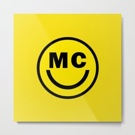 MC Metal Print