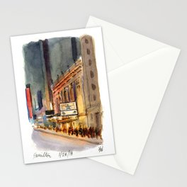 Richard Rogers - Hamilton Marquee Stationery Cards