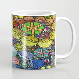 Circle Party Coffee Mug