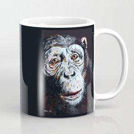 Chimpanzee: One Survivor Coffee Mug