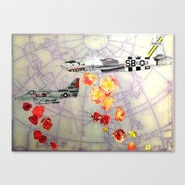 World Rose I Canvas Print