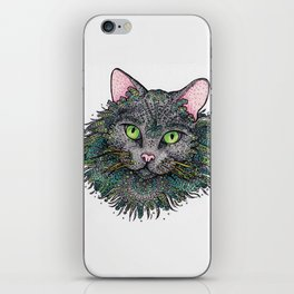 Sea Cat iPhone Skin