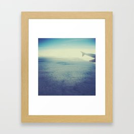 Coming Home Framed Art Print