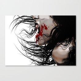 SkinWalker Canvas Print