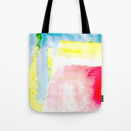 Primary New Year Colors Tote Bag
